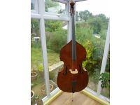 Michael Poller 3/4 size double bass