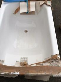 Bette Enamel Hip Bath