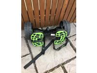 C tug wheels kayak