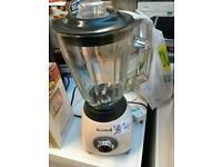 Glass jug blender #23229 £10