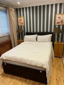 One furnish double bedroom