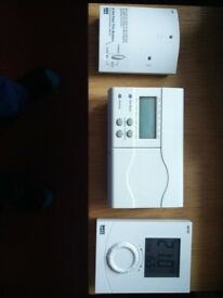BOSS THERM Wireless Thermostat and Hot Water/Heating scheduling system