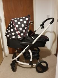 Hauck Malibu xl pushchair £70 O.N.O