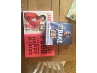 Cookery Books X3 - Jamie Oliver and Paul Hollywood