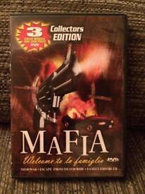Mafia welcome to la famiglia DVD
