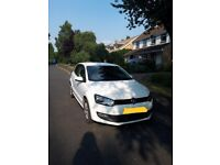 Volkswagen Polo 1.4 White Petrol Low Mileage 3 door match PARKING SENSORS ALLOYS HANDS FREE PHONE