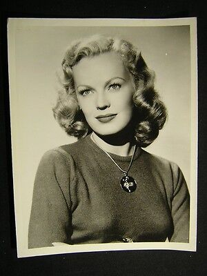 40s June Haver VINTAGE Movie PHOTO 396H