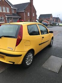 Fiat Punto active sport 1 lady owner mint condition!!!