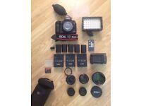 BARGAIN Canon 5D Mark iii + Accessories - Car mount - Steadi Cam - Shoulder Rig - 7 inch monitor