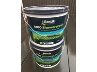 Bostik A100 tile Adhesive x2 tubs