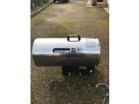 Fireball heater large
