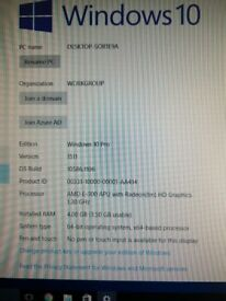 Acer desktop pc