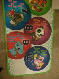 Leap frog learn and groove music mat