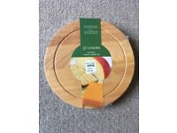 Cheese Board (Viners Ultimate 4 Piece) BRAND NEW!