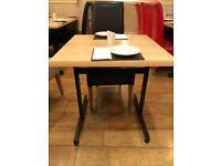 Restaurants table