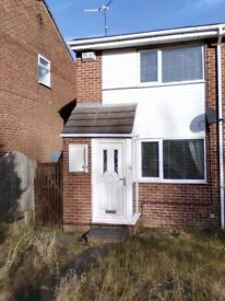 2 bed semi detached house to rent Skipsea view Ryhope Sunderland £475 pcm