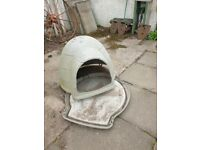 Igloo Shaped Dog Kennel
