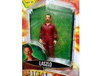 Dr Who character – Laszlo -New Unopened £3