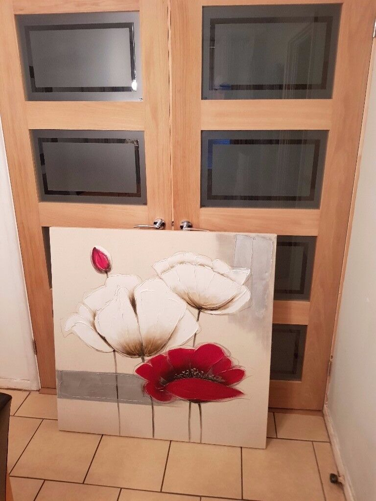 Beautiful large canvas for sale