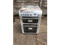 New ex display Hot point 60 cm full Gascooker £240 price