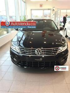 2016 Volkswagen CC Sportline R-Line (Démonstrateur 10000$ de rab