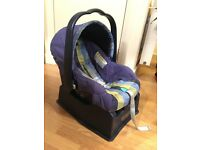 Mamas and Papas Primo Viaggio Car Seat With Base