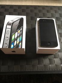 iPhone 4s 8gb only o2network for sale