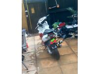 Gilera runner 180 2 stroke reg as 125 fully rebuilt
