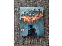 The Dark Knight Blu Ray Steelbook (2D)