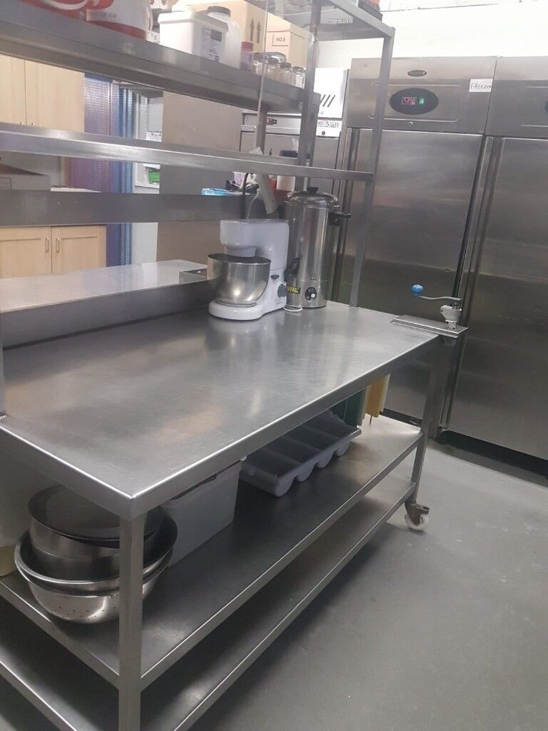 Commercial Kitchen Available For Rent As And When Required Fully Equipped In Enfield London Gumtree