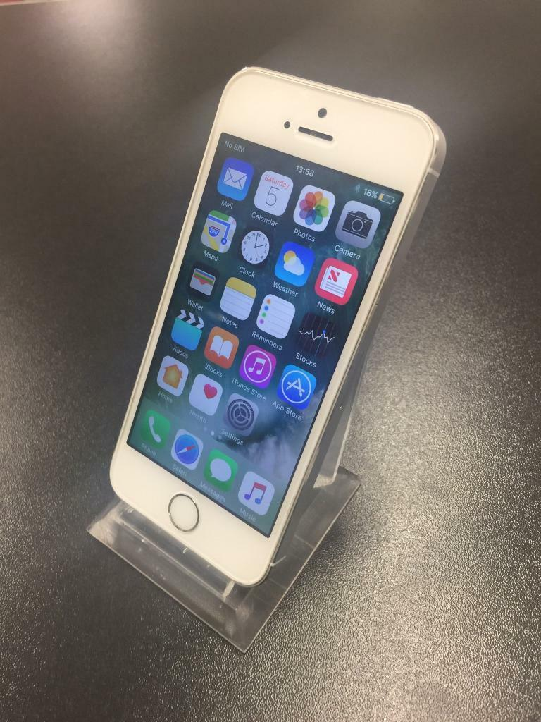 iPhone 5s silver unlockedin Sheffield, South YorkshireGumtree - iPhone 5S SILVER 16GB UNLOCKED With accessories Fully tested and passed on all internal quality control checks Comes with shop warranty Buy with confidence in the knowledge youre getting a genuine product from a genuine seller that is not going to...