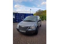 2006 Chrysler Grand Voyager Automatic - Full Option - Lpg conversion (car runs on gas) MOT May 2018
