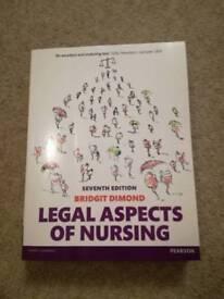 Legal Aspects of Nursing