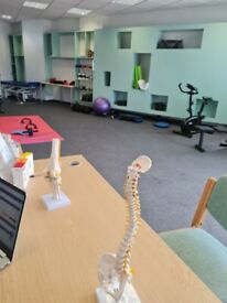 Personal Training by a Physiotherapist