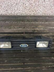 Mk3 ford escort grille