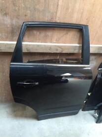 2013 vauxhall antara doors d/s front d/s rear complete
