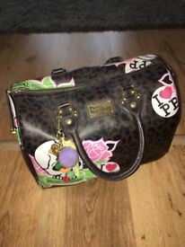 Paul's Boutique 'Molly' Skull Bag