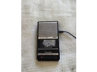 Panasonic Tape Recorder / Player / Portable / Dictaphone