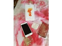 Iphone 6s rose gold fab
