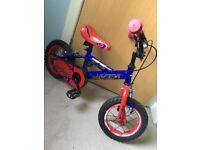 """Kids Bike - 12"""" Wheels"""