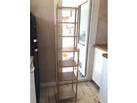 Ikea bamboo unit