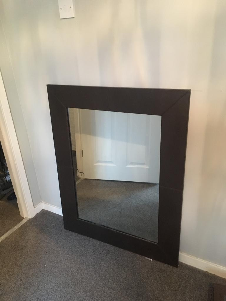 Large mirror & matching floor lamps. | in Hamilton, South ...