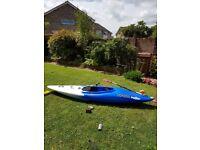 Kayak pyranha acrobat 270