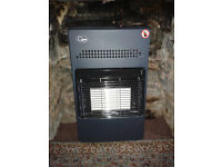 as new Calor Gas Heater only been used 6 times comes with 7kg bottle only month old