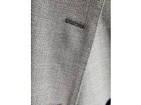 Boss Hugo Boss Lanificio Tesse Biella Textured Wool Jacket