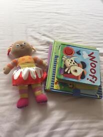 Upsy Daisy interactive doll