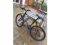 Tracker Mens Bike for sale