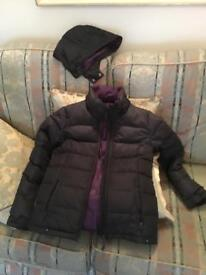 DOWN FILLED WINTER JACKET FROM MOUNTAIN WAREHOUSE