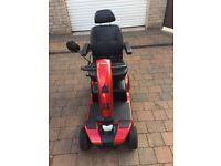 Pride Colt 9 Nine mobility scooter deluxe Electric