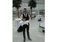 Professional Waiters Head Waiters Butlers & Event Managers For Weddings Events Restaurants & Hotels